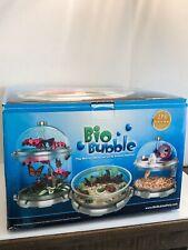 """New listing Premium 16"""" Round BioBubble Small Animal/Repile Habitat or 3 Gallon Aquarium"""
