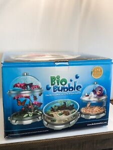 "Premium 16"" Round BioBubble Small Animal/Repile Habitat or 3 Gallon Aquarium"