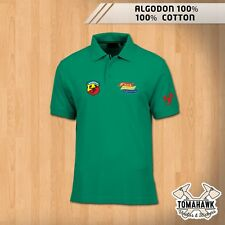 POLO ABARTH OLD LOGO VINTAGE POLO SHIRT POLAIRE