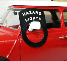 Hazard Lights Austin Healey Frogeye Bugeye Sprite Toggle Switch Tab Badge Tag