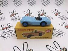"Die Cast "" Aston Martin DB3S Voiture De Sport "" DINKY Toys D E Agostini (Atlas)"