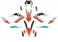 KTM STICKERS GRAFICHE RACE LINE FREERIDE ORIGINALI 250 F 2018 2019   72108190000