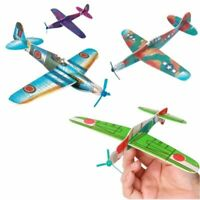 JET FLYING GLIDER PLANES BOYS GIRLS LOOT PINATA BIRTHDAY PARTY BAG FILLERS
