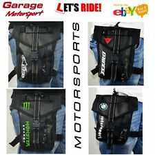 Dainese,Alpinestars,Bmw,Motorcycle,bag,backpack,drop leg bag,waist leg bag