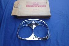 1958 Ford headlight bezel, LH, chrome, NOS!  B8A-13063-C door