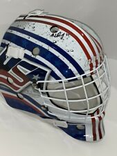 MADDIE ROONEY SIGNED TEAM USA GOALIE MASK OLYMPICS 2018 GOLD MEDAL PYEONGCHANG