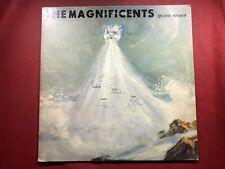 Q3-45 THE MAGNIFICENTS QuieT Storm .. AUTOGRAPHED!!
