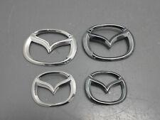 2016 17 18 Mazda Miata MX-5 Club Badges / Emblems #0106