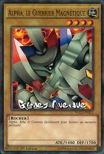 Yu-Gi-Oh ! Alpha, Le Guerrier Magnétique YGLD-FRB11 (YGLD-ENB11) VF/COMMUNE