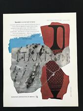 Gyorgy Kepes MID CENTURY MODERN Graphic DESIGN Great Ideas Lithograph CCA