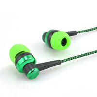Super Bass Stereo In-Ear Earphone Headphone Headset 3.5mm For MP3 MP4 iphone