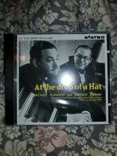 NIP: At the Drop of a Hat by Michael Flanders & Donald Swann (CD, Sep-1992, Emi)