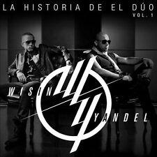 WISIN & YANDEL-LA HISTORIA DE EL DU CD NEW