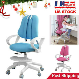 Kids Learning Chair Ergonomic Design Sitting Posture Correction Desk Chair Home