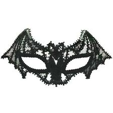 Black Lace Bat Mask  Halloween Vampire  Ball masked  Masquerade  Gothic