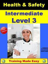 Food Intermediate Level 3 Course + Questions & Revision Health & Safety Training