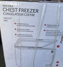 10 Cu.ft Deep Freezer