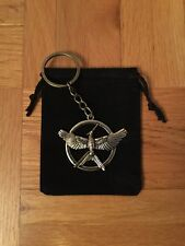 The Hunger Games Mockingjay Small Keychain