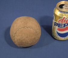 Vintage Antique Softball Large Ball Estate Find!