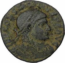 CONSTANTINE I the GREAT Ancient Roman Coin Sol with globe Sun God Cult i45860