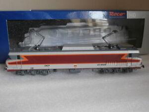 HO SNCF NEUVE LOCOMOTIVE ELECTRIQUE CC 6522 TEE ROCO REF 72615