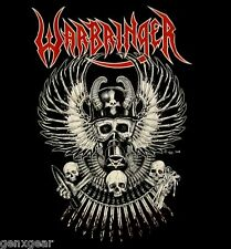 WARBRINGER cd lgo TOUR WITHOUT END Skull Offical SHIRT XXL 2X new