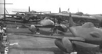 WWII Top Secret Photo Captured German Axis Aircraft  WW2 World War Two  / 6026