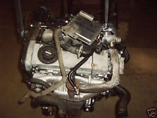 Motor Fiat Multipla 1.9l JTD -MKB 182B4000- with Cable loom,Exhaust manifold,