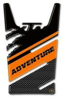 PARASERBATOIO ADESIVO 3D GEL compatibile per MOTO KTM 1050-1190-1290 ADVENTURE