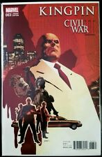 KINGPIN #3 variant, Civil War II (MARVEL 2016 Comics) NM