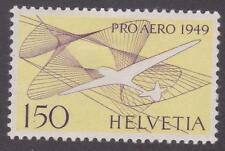 Switzerland 1949 #C45 Glider - MH