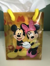 Mickey Mouse Treat bags-Minnie Mouse Treat Bags-Disney-Party Favors-Kids Party