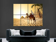 PYRAMIDS EGYPT CAIRO POSTER DESERT SUN HEAT SAND IMAGE PRINT LARGE GIANT
