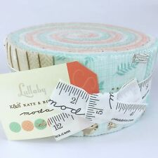 Lullaby Jelly Roll Quilting Patchwork Fabric