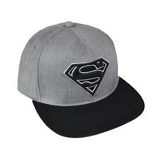 Premium Caps 3D Größe 58cm Superman  DC Comics  Mütze mit Stick