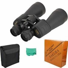Sakura Binoculars 10 x 90 x 80 Day & Dim Night Zoom High Resolution Travel Sport