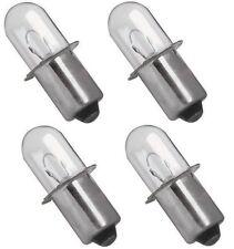 (4) Milwaukee 18 Volt Xenon Bulb Replacement M18 Flashlight