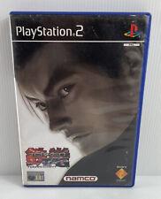 Tekken Tag Tournament Playstation 2 PS2 PAL (No Manual) FREE POST