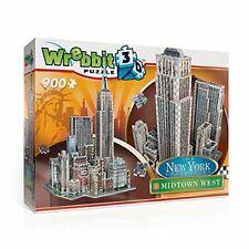 Midtown West Jugando Rompecabezas 3D
