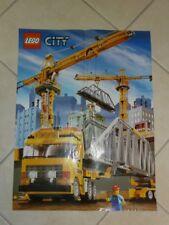 LEGO® Katalog Heft City Town Poster von 2006 City 4495174-3 B657
