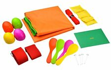 Sports Day Kit Set Garden Party Games Equipment Outdoor for Kids and Adults
