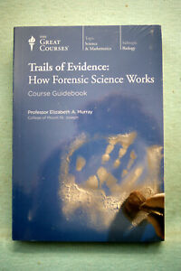 Book & DVD - Trails of Evidence: How Forensic Science Works - E. A. Murray