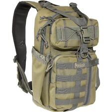 Maxpedition Sitka Gearslinger Sling Bag Tactical Survival Pack KHAKI FOLIAGE*