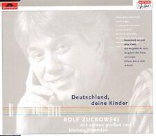 Rolf Zuckowski Germania, i tuoi figli (1999, con i suoi grandi & KL [Maxi-CD]