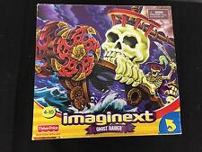 Imaginext Ghost Raider Pirate Ship Kit Glows in the Dark! B9776