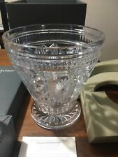 """Waterford The """"Millennium"""" Series Large Champagne/Wine Bucket with Bonus Coaster"""