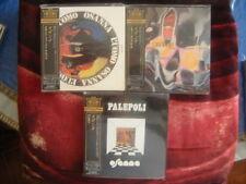 OSANNA - 3 mini vinyl CD made in japan, perfette repliche delle edizioni in LP