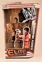Cody Rhodes AEW / WWE Elite Collection Flashback Figure Series 13 Mattel 2011