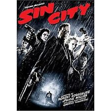 Sin City (2005) (Dvd, 2009, Widescreen)