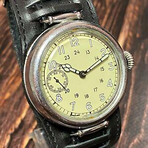 Soviet Watch KIROVSKIE G1ChZ 1953's Fully Original Watch Custom Vintage Watch